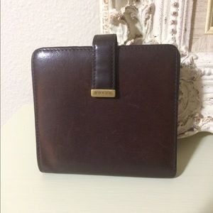 Unisex Coach bifold wallet